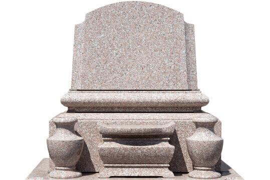 お墓の確認