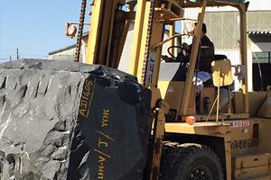 石の産地直売だから高品質+お手頃価格でお届けできます。