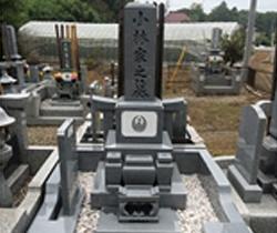 佐倉市共同墓地の事例