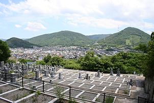 角山墓地(香川県)