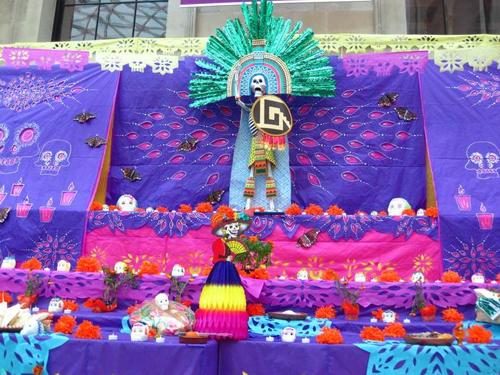 世界のお墓特集~メキシコのお盆はガイコツだらけ~